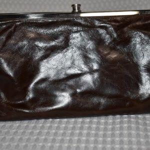 HOBO Brown LAUREN crossbody/clutch
